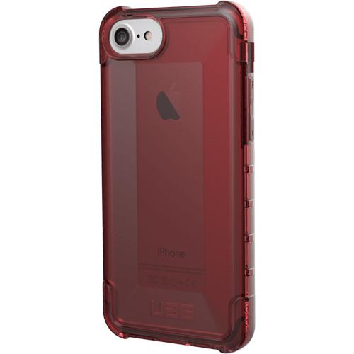 Чехол UAG PLYO Series Case для iPhone 8/7/6 красныйЧехлы для iPhone X<br>Чехлы от компании Urban Armor Gear обеспечивают максимальную защиту вашему смартфону, при этом сохраняя удобство и доступ ко всем его функциям.<br><br>Цвет товара: Красный<br>Материал: Поликарбонат, термопластичный полиуретан