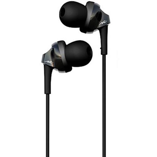 Наушники Radius HP-NEF31 чёрныеВнутриканальные наушники<br>С наушниками от японской компании Radius вы откроете для себя новые, захватывающие ощущения от прослушивания музыки.<br><br>Цвет товара: Чёрный<br>Материал: Пластик, металл, силикон, текстиль