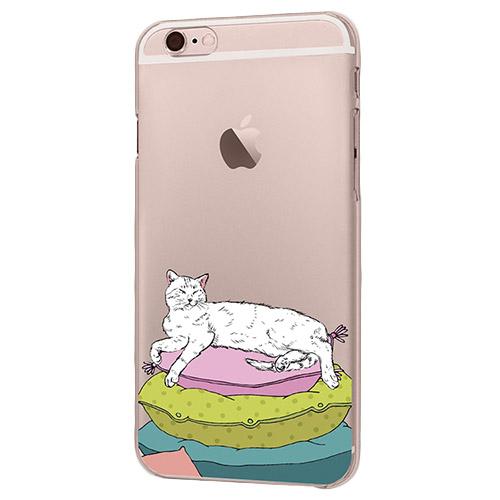 "Чехол iPapai для iPhone 6/6s ""Питомцы"" (Мягкая перина) от iCases"