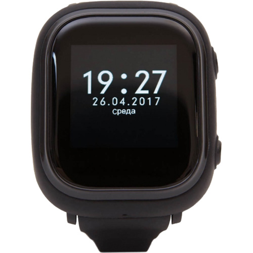 Умные часы-телефон Enjoy the Best (EnBe) Children Watch с функцией GPS-трекера чёрныеУмные часы<br>Если вы заботитесь о безопасности детей и хотите всегда быть с ними на связи, часы Enjoy the Best станут для вас незаменимым помощником!<br><br>Цвет товара: Чёрный<br>Материал: Силикон, пластик