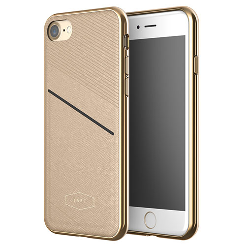 Чехол LAB.C Pocket Case для iPhone 7 коричневый