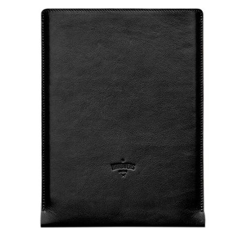 Чехол Handwers Hike для iPad Pro 12.9 чёрныйЧехлы для iPad Pro 12.9<br>Чехол Handwers Hike для iPad Pro 12.9 Черный<br><br>Цвет товара: Чёрный<br>Материал: Натуральная кожа, войлок