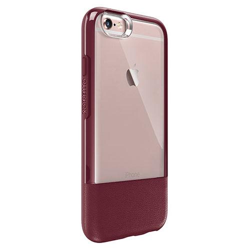 Чехол OtterBox Statement Series для iPhone 6 Plus/6S Plus красныйЧехлы для iPhone 6s PLUS<br>Чехол OtterBox Statement Series для iPhone 6 Plus/6S Plus красный<br><br>Цвет товара: Красный<br>Материал: Натуральная кожа, поликарбонат