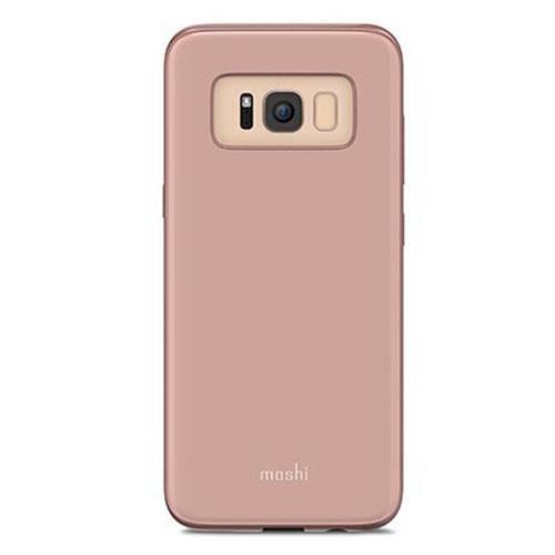 Чехол Moshi Tycho для Samsung Galaxy S8 розовый