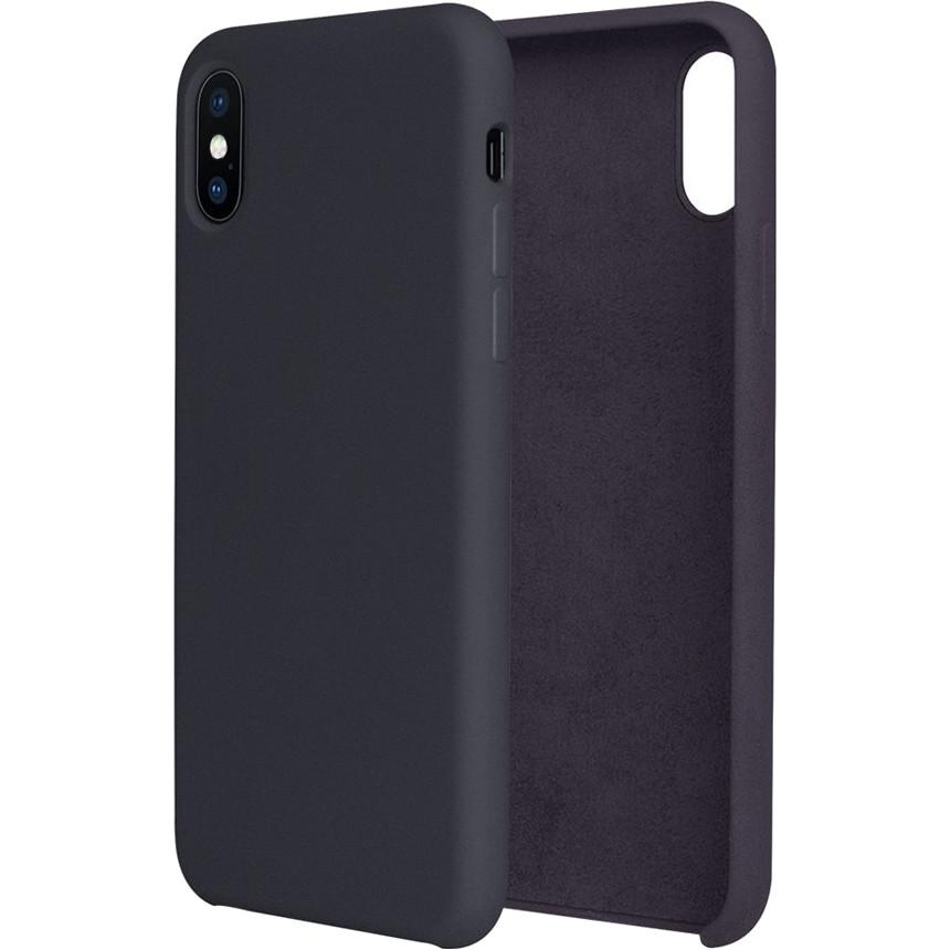 Силиконовый чехол G-CASE Original Flexible Silicone Gel Case для iPhone X синийЧехлы для iPhone X<br>Чехол из гелеобразного силикона с мягкой подкладой из микрофибры. Он гибкий и лёгкий, идеально облегающий корпус мощного смартфона iPhone X.<br><br>Цвет товара: Синий<br>Материал: Гелеобразный гиппоаллергенный силикон, микрофибра