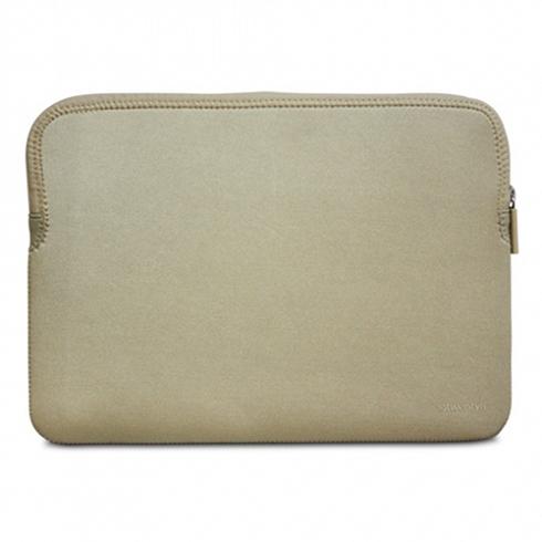 """Чехол Dbramante1928 Neo для MacBook 12"""" золотистый"""