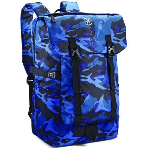 Рюкзак Speck Rockhound Oss для Macbook 15 (89100-6070) синий камуфляжРюкзаки<br>Рюкзак Speck Classic Ruck создан для путешествий по миру и ярких впечатлений!<br><br>Цвет товара: Синий<br>Материал: Полиэстер