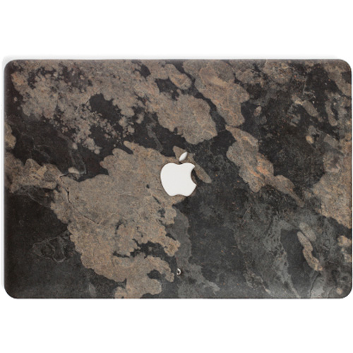 Минеральная накладка Relic Form Mineral Cover для MacBook Pro 13 Retina (CAMO)Чехлы для MacBook Pro 13 Retina<br>Минеральная накладка Relic Form — покрытие из настоящего природного камня для вашего MacBook!<br><br>Цвет товара: Коричневый<br>Материал: Сланцевый камень