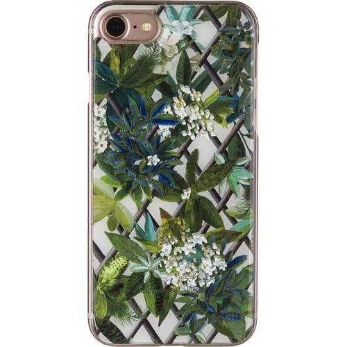 Чехол Christian Lacroix Canopy Hard для iPhone 7 (Айфон 7) Malachite белый