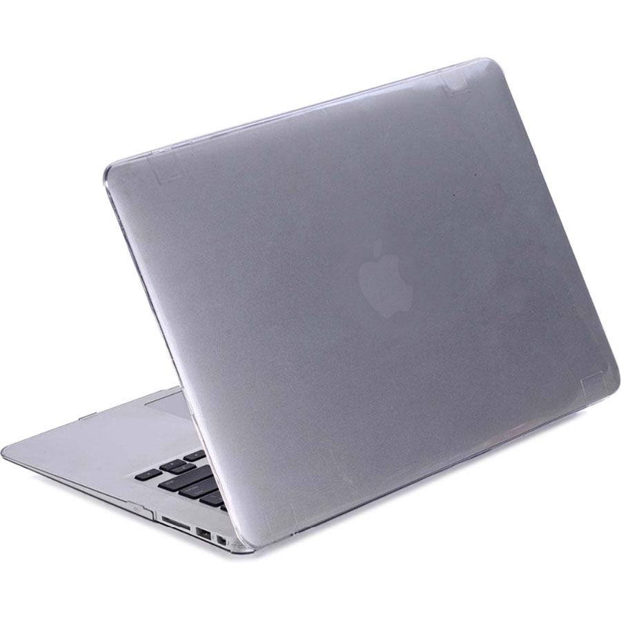 Чехол Crystal Case для MacBook Air 13 серебристыйMacBook<br>Чехол Crystal Case — ультратонкая, лёгкая, полупрозрачная защита для вашего любимого лэптопа.<br><br>Цвет: Серебристый<br>Материал: Поликарбонат