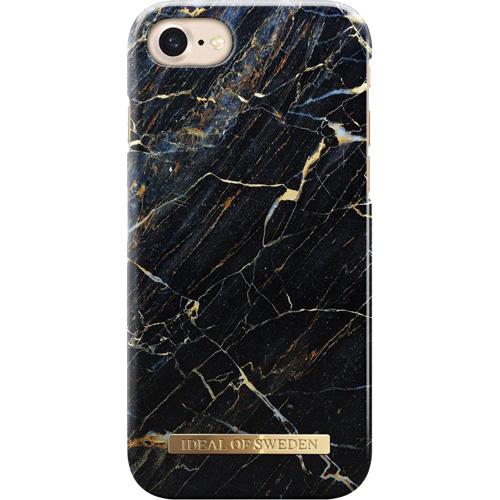 Чехол iDeal of Sweden Fashion Case для iPhone 8/7/6 (Port Laurent Marble)Чехлы для iPhone 6/6s<br>Надежный и яркий чехол iDeal of Sweden Fashion Case станет истинным украшением самого лучшего смартфона!<br><br>Цвет товара: Чёрный<br>Материал: Пластик, замша