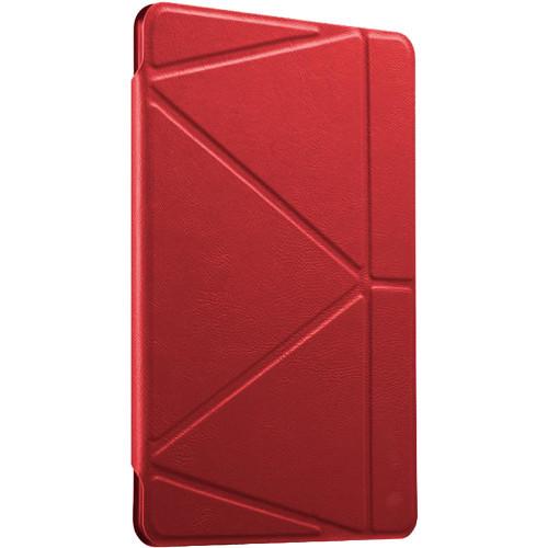 Чехол Gurdini Flip Cover для iPad Air 2 красныйЧехлы для iPad Air<br>Чехол Gurdini Flip Cover для iPad Air 2 выполнен в тонком, изящном дизайне, который буквально притягивает к себе внимание.<br><br>Цвет товара: Красный<br>Материал: Полиуретановая кожа, пластик