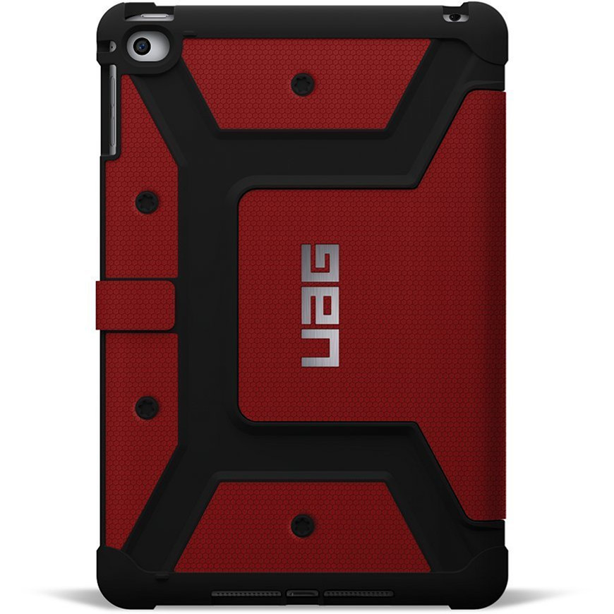 Чехол UAG Folio Case для iPad Mini 4 красный