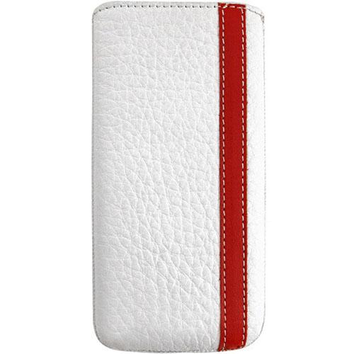 Чехол Sena Corsa для Samsung Galaxy S3 белыйЧехлы для Samsung Galaxy<br>Sena Corsa станет украшением вашего телефона и подчеркнет ваш стиль.<br><br>Цвет товара: Белый<br>Материал: Кожа, текстиль