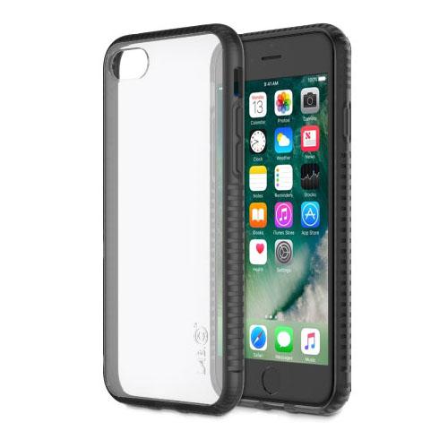 Чехол LAB.C Mix&amp;Match Clear Case для iPhone 7 чёрныйЧехлы для iPhone 7<br>Чехол LAB.C Mix&amp;Match Clear Case для iPhone 7 чёрный<br><br>Цвет товара: Чёрный