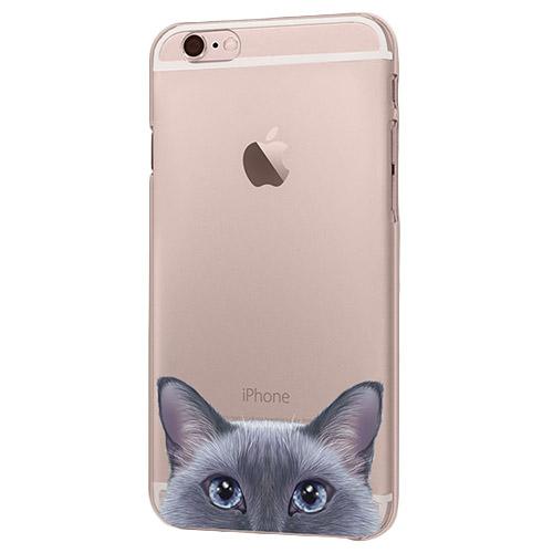 Чехол iPapai для iPhone 6/6s Питомцы (Пушистик)Чехлы для iPhone 6/6s<br>Чехол iPapai Питомцы (Пушистик) для iPhone 6/6s<br><br>Цвет товара: Разноцветный<br>Материал: Пластик