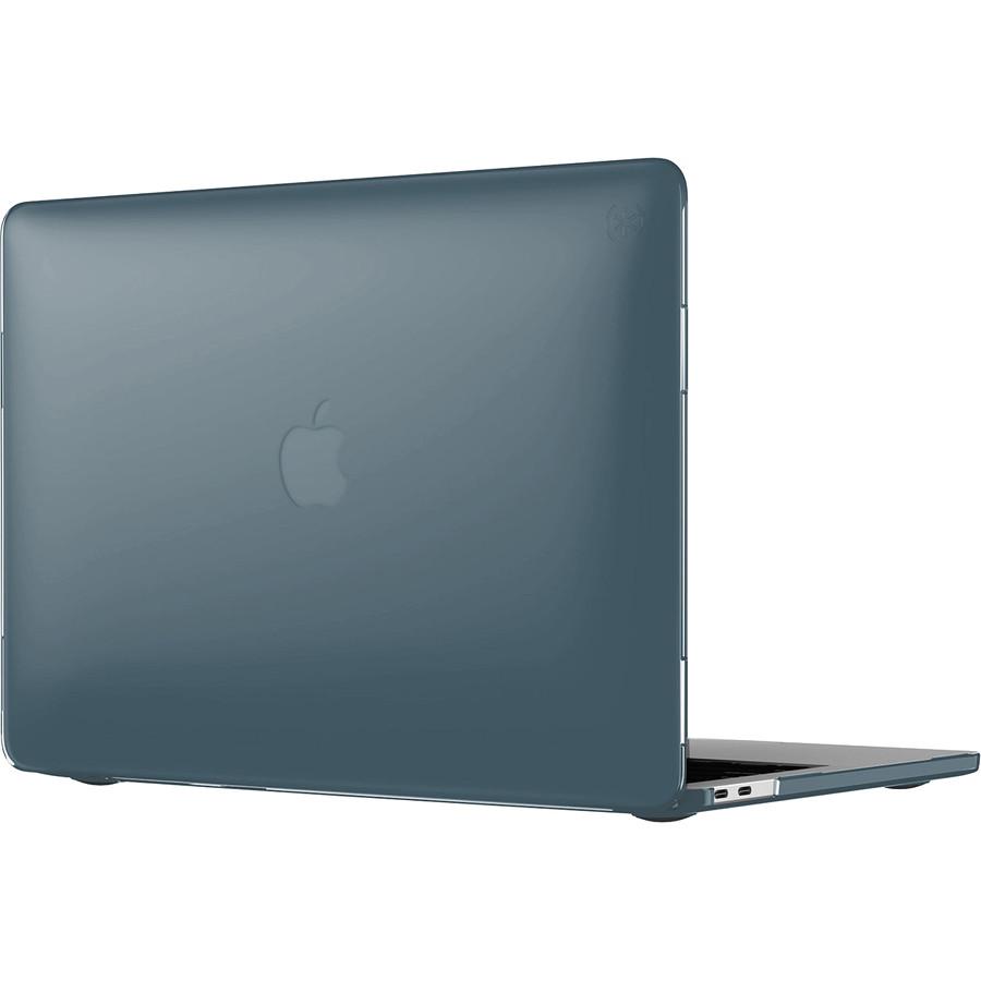 Чехол Speck SmartShell Case для MacBook Pro 15 Touch Bar (USB-C) тёмно-синий (Marine Blue)MacBook Pro 15<br>Speck SmartShell Case защитит ноутбук от царапин и более серьёзных повреждений.<br><br>Цвет: Синий<br>Материал: Поликарбонат
