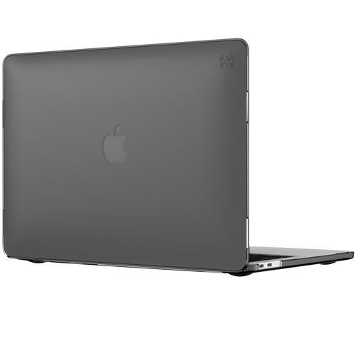 Чехол Speck SmartShell Case для MacBook Pro 13 Touch Bar (new 2016) чёрныйЧехлы для MacBook Pro 13 Touch Bar 2016<br>Speck SmartShell Case защитит ноутбук от царапин и более серьёзных повреждений.<br><br>Цвет товара: Чёрный<br>Материал: Поликабонат