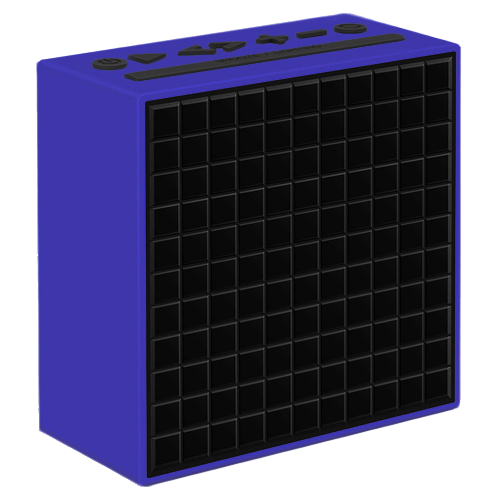 Акустическая система Divoom TimeBox синяяКолонки и акустика<br>Divoom TimeBox - это не просто акустика, это интеллектуальные музыкальные часы с огромным набором функций.<br><br>Цвет товара: Синий<br>Материал: Пластик