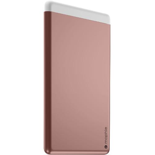 Внешний аккумулятор Mophie Powerstation 8X на 15000 мАч розовое золотоДополнительные и внешние аккумуляторы<br>Внешний аккумулятор Mophie Powerstation 8X на 15000 мАч розовое золото<br><br>Цвет товара: Розовое золото<br>Материал: Металл, пластик