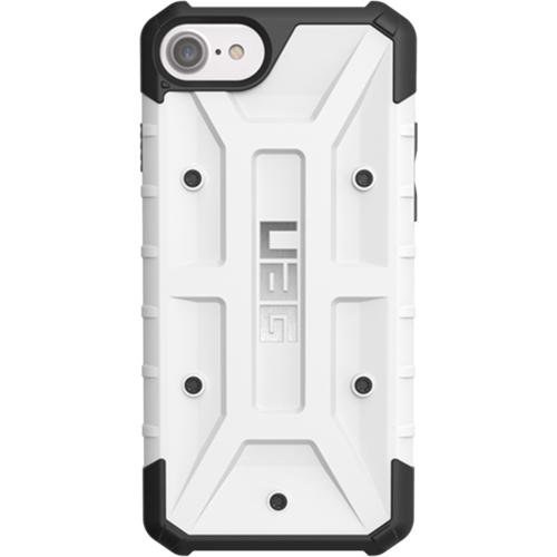 Чехол UAG Pathfinder Series Case для iPhone 6/6s/7 белыйЧехлы для iPhone 6/6s<br>Чехлы от компании Urban Armor Gear разработаны и спроектированы таким образом, чтобы обеспечить максимальную защиту вашему смартфону.<br><br>Цвет товара: Белый<br>Материал: Пластик