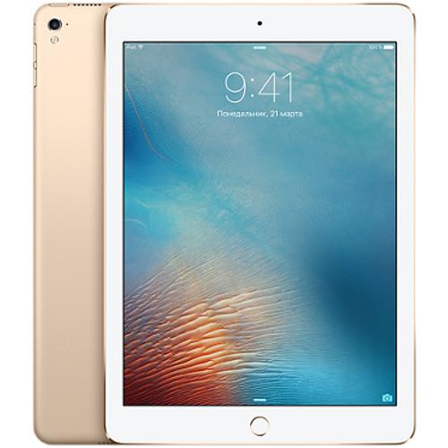 Apple iPad Pro 9.7 128 Гб Wi-Fi + Cellular золотойiPad Pro 9.7<br>Apple iPad Pro 9.7 128 Гб Wi-Fi + Cellular золотой<br><br>Цвет товара: Золотой<br>Материал: Металл, пластик<br>Модификация: 128 Гб