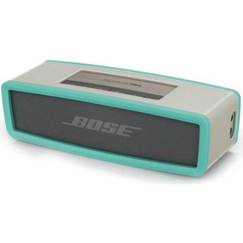 Защитный чехол Bose Soft Cover для SoundLink Mini мятныйКолонки и акустика<br>Чехол Bose Soft Cover создан для защиты вашего SoundLink Mini от царапин и потертостей, а также призван сделать его ярче!<br><br>Цвет товара: Мятный<br>Материал: Силикон