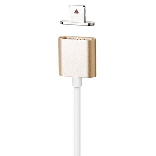 Кабель Moizen Magnetic Charging Cable (1.2 м) золотой (SNAP-C1A-1-GD)Кабели и переходники<br>Кабель Moizen для iPhone SNAP-C1A-1-GD золотой<br><br>Цвет товара: Золотой