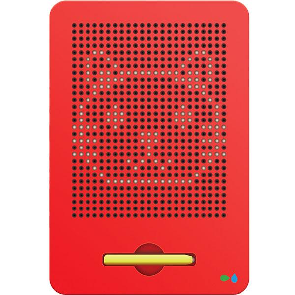 Планшет для рисования магнитами Magboard Mini (MGBM)Планшеты для рисования<br>Magboard подарит вашим детям множество приятных впечатлений и поможет развить интерес к арифметике и геометрии.<br><br>Цвет товара: Красный<br>Материал: Пластик, дерево, металл