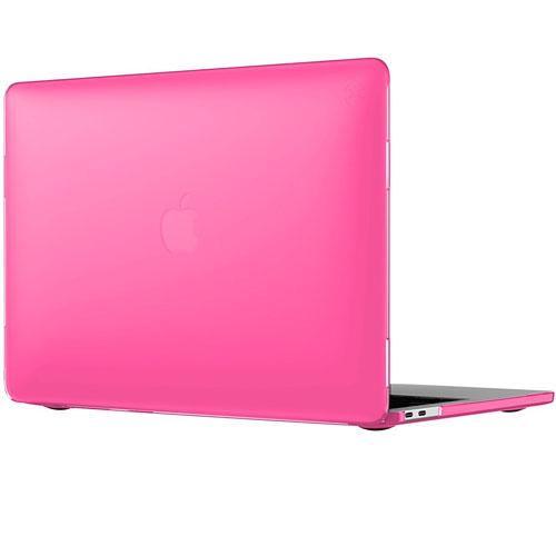 Чехол Speck SmartShell Case для MacBook Pro 13 Touch Bar (new 2016) розовыйЧехлы для MacBook Pro 13 Touch Bar<br>Speck SmartShell Case защитит ноутбук от царапин и более серьёзных повреждений.<br><br>Цвет товара: Розовый<br>Материал: Поликабонат