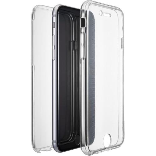 Чехол Red Line iBox 360 для iPhone 6/6s прозрачныйЧехлы для iPhone 6/6s<br>Двусторонний прозрачный чехол Red Line iBox 360 для iPhone 6/6s.<br><br>Цвет товара: Прозрачный<br>Материал: Силикон