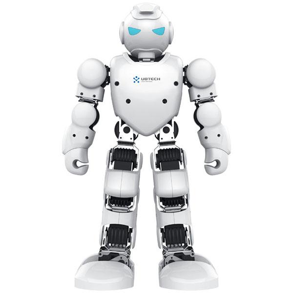 Робот Ubtech Alpha 1 ProРоботы<br>Инновационный человекоподобный робот, выполняющий огромное количество функций!<br><br>Цвет товара: Белый<br>Материал: Алюминиевый сплав, пластик
