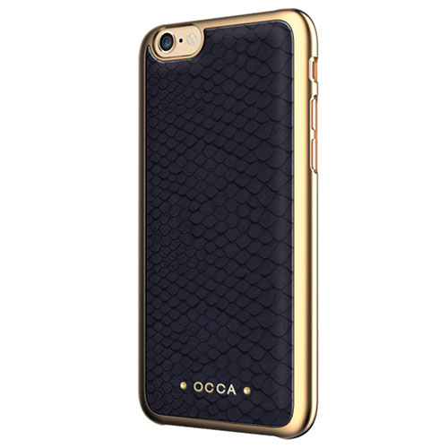 Чехол Occa Wild Collection для iPhone 7 чёрный