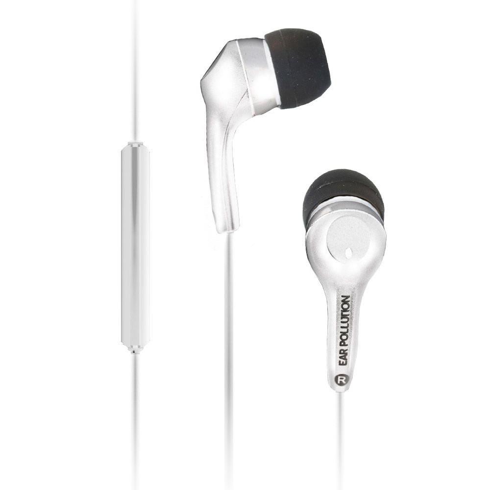 Наушники iFrogz Bolt Plus белыеВнутриканальные наушники<br>Лаконичные, качественные и недорогие наушники iFrogz Bolt Plus для Вас!<br><br>Цвет товара: Белый<br>Материал: Пластик, силикон