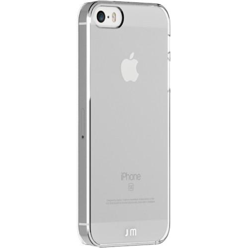 Чехол Just Mobile Quattro для iPhone 5/5S/SE прозрачный матовыйЧехлы для iPhone 5/5S/SE<br>Чехол Just Mobile Quattro для iPhone SE - прозрачный матовый<br><br>Цвет товара: Прозрачный<br>Материал: Пластик