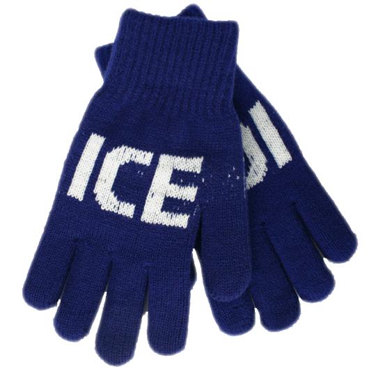 Перчатки iGloves ICE для iPhone/iPod/iPad/etc синие (Размер M)Перчатки для экрана<br>Перчатки iGloves  — отличный подарок на Новый Год!<br><br>Цвет товара: Синий<br>Материал: 50% - шерсть, 50% - акрил<br>Модификация: M