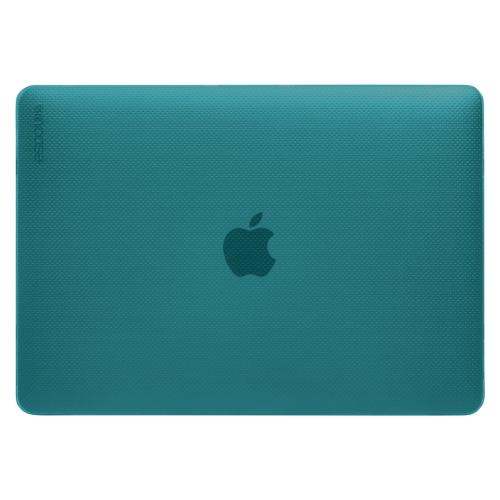 Чехол Incase Hardshell Case для MacBook 12 Retina бирюзовыйЧехлы для MacBook 12 Retina<br><br><br>Цвет товара: Бирюзовый<br>Материал: Поликарбонат