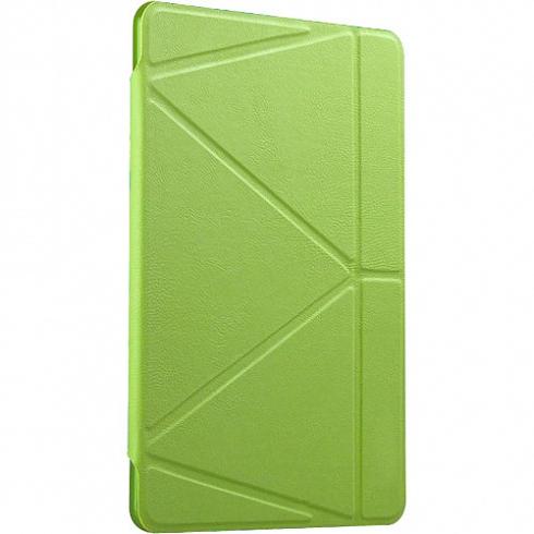 Чехол Gurdini Flip Cover для iPad mini 4 зелёныйЧехлы для iPad mini 4<br>Чехол Gurdini для iPad mini 4 зеленый<br><br>Цвет товара: Зелёный<br>Материал: Искусственная кожа, пластик