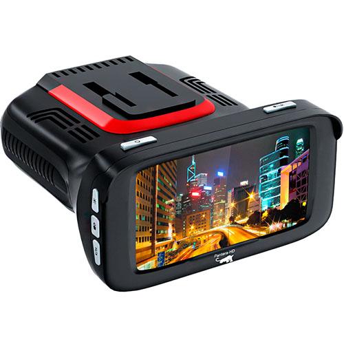 Видеорегистратор Pantera-HD Combo A7 X PlusВидеорегистраторы<br>Pantera-HD Combo A7 X Plus — комбо-устройство с функциями видеорегистратора, радар-детектора и GPS-информатора.<br><br>Цвет товара: Чёрный<br>Материал: Пластик, металл