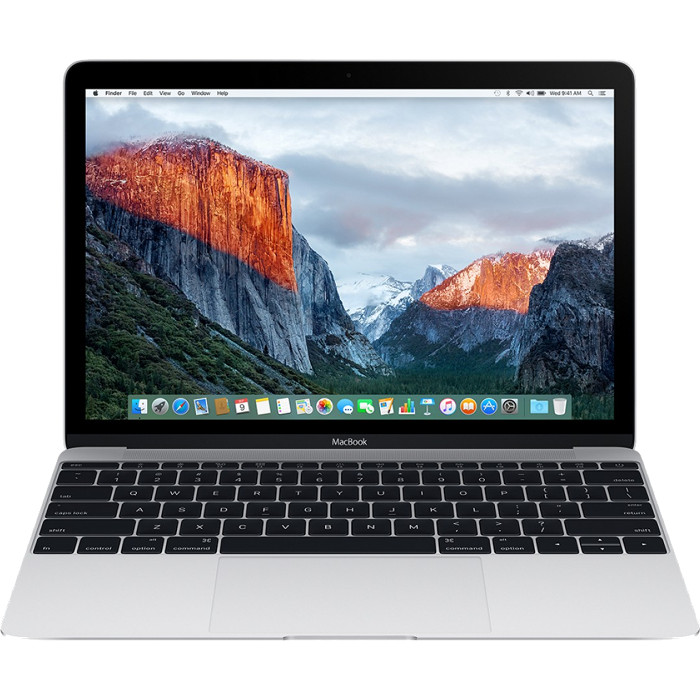 Ноутбук Apple MacBook 12, Intel Core m3 1,2 ГГц, 8 ГБ, Intel HD Graphics 615, SSD 256Gb Silver (MNYH2) Mid 2017MacBook 12<br>Apple MacBook 12, Intel Core m3 1,2 ГГц, 8 ГБ, Intel HD Graphics 615, SSD 256Gb Silver (MNYH2) Mid 2017<br><br>Цвет товара: Серебристый<br>Материал: Металл<br>Модификация: 256 Гб