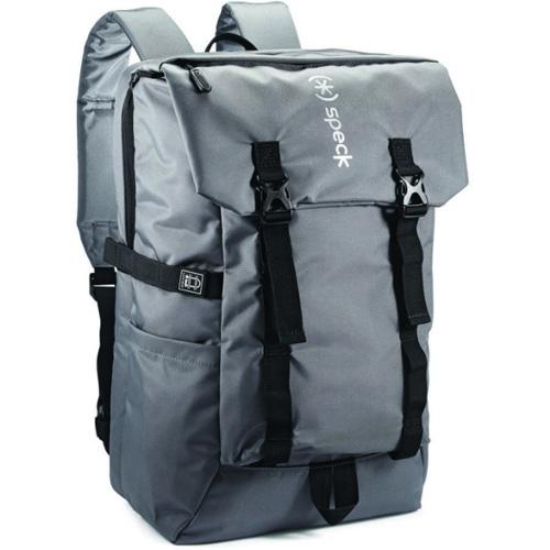 Рюкзак Speck Rockhound Oss для Macbook 15 (89100-1174) серыйРюкзаки<br>Рюкзак Speck Classic Ruck создан для путешествий по миру и ярких впечатлений!<br><br>Цвет товара: Серый<br>Материал: Полиэстер