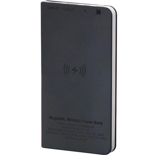 Внешний аккумулятор Elari MagnetPower 7800 мАч чёрныйДополнительные и внешние аккумуляторы<br>Благодаря Elari MagnetPower вы сможете заряжать сразу 3 устройства!<br><br>Цвет товара: Чёрный<br>Материал: Пластик