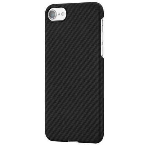 Чехол PITAKA MagCase для iPhone 7 / iPhone 8 чёрный карбонЧехлы для iPhone 7<br>PITAKA MagCase — воплощение стильного дизайна, феноменальной прочности и впечатляющей функциональности.<br><br>Цвет: Чёрный<br>Материал: Арамид<br>Модификация: iPhone 4.7