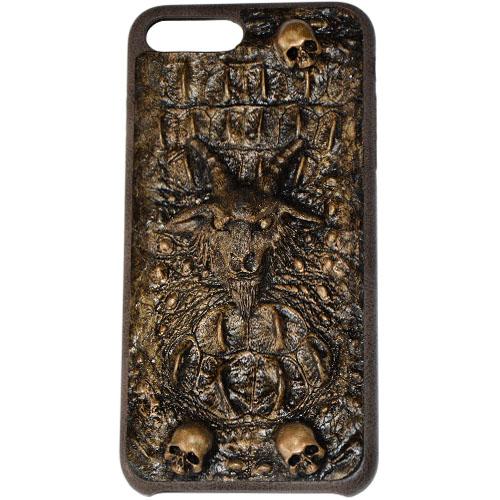 Чехол Evil Dead Козeл для iPhone 7 PlusЧехлы для iPhone 7 Plus<br>Чехлы Evil Dead никого не оставят равнодушным!<br><br>Цвет товара: Золотой