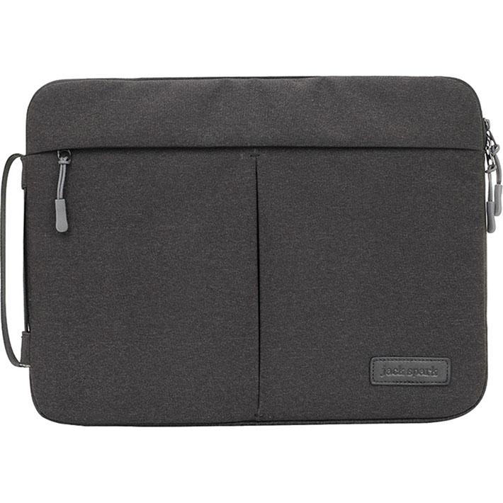 Чехол Jack Spark Tissue Series для MacBook 13 чёрныйЧехлы для MacBook Air 13<br>Jack Spark Tissue Series будет смотреться уместно в любой обстановке.<br><br>Цвет товара: Чёрный<br>Материал: Полиэстер