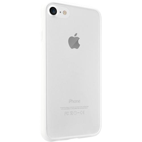 Чехол Ozaki O!coat 0.3+bumper для iPhone 7 (Айфон 7) белыйЧехлы для iPhone 7<br>Чехол Ozaki O!coat 0.3 + Bumper для iPhone 7 белый<br><br>Цвет товара: Белый<br>Материал: Поликарбонат, полиуретан