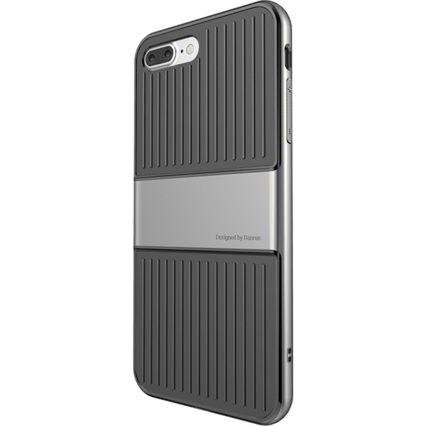 Чехол Baseus Travel Case для iPhone 7 Plus графитовый