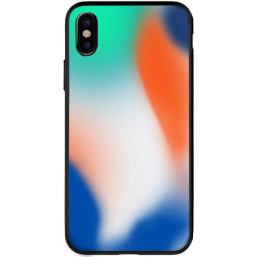 Чехол WK Design Azure Stone Series для iPhone X (стиль 6)Чехлы для iPhone X<br>Чехлы WK Design Azure Stone Series — это яркие и оригинальные принты, которые вдохновят вас и окружающих, а также надежная защита вашего iPhone X!<br><br>Цвет товара: Разноцветный<br>Материал: Пластик