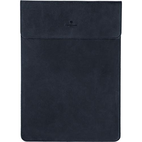 Кожаный чехол Stoneguard для MacBook Pro 15 Touch Bar синий Ocean (531)MacBook Pro 15<br>Фетровая и кожаная текстуры — это классическое сочетание для тех, кто предпочитает благородные, качественные вещи.<br><br>Цвет товара: Синий<br>Материал: Натуральная кожа, фетр