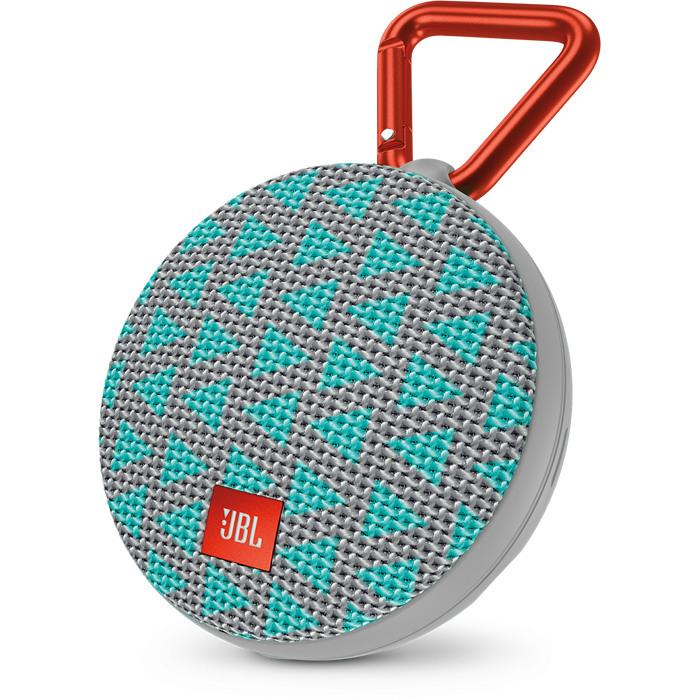 Портативная акустическая система JBL Clip 2 Special Edition TrioКолонки и акустика<br>Ультрамощный портативный динамик JBL CLIP 2 с впечатляющими характеристиками.<br><br>Цвет: Серый<br>Материал: Пластик, металл, текстиль